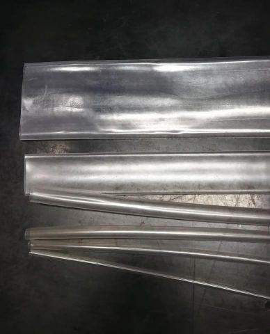 TUB RETRÀCTIL 6.4mm TRANSPARENT