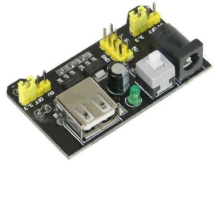 MÒDUL POWER 3.3~5VDC PER PROTOBOARDS COMP. ARDUINO