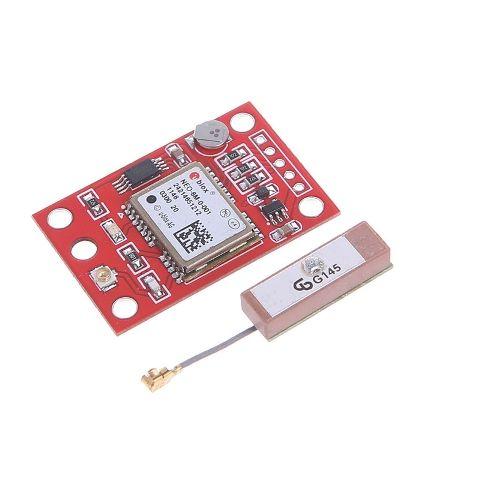MODUL GPS AMB EPROM DE CONTROL DE VOL I ANTENA AMP