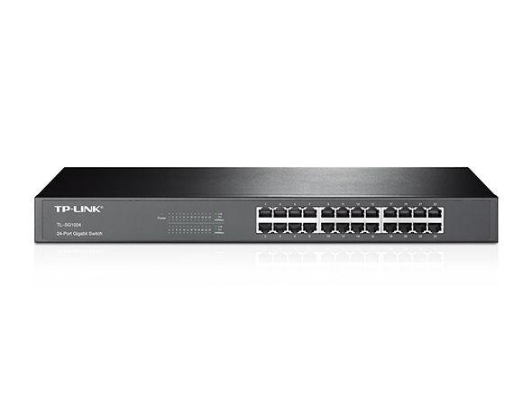 SWITCH TP-LINK GIGABIT 24 PORTS  IGMP SNOOPING