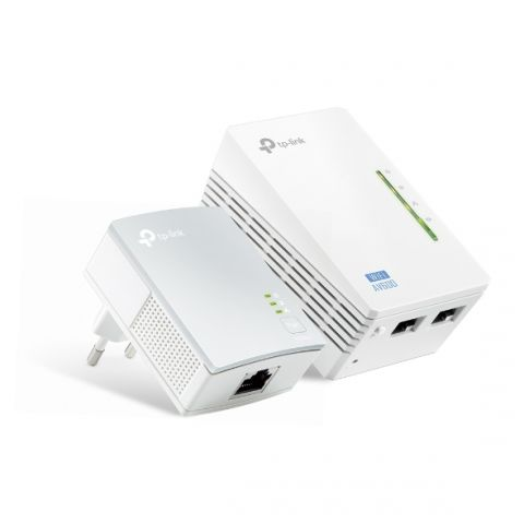 KIT PLC TP-LINK 500MB TL-WPA4221KIT WIFI 300MB