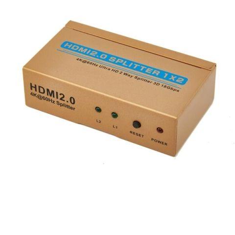 SPLITTER HDMI 1 ENTRADA - 2 SORTIDES 4Kx2K/3D